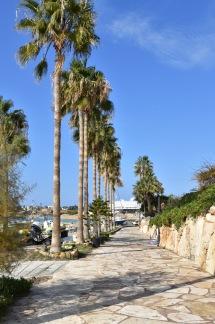 Corralia Beach Promenade