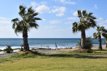 December in Paphos