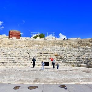 Amphitheatre Middle