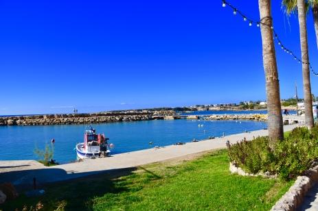 Corralia Beach Harbour