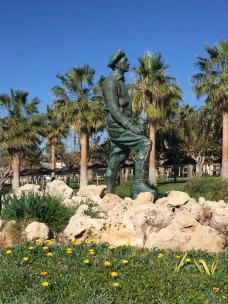 Paphos coastal walk