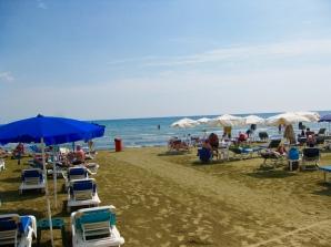Larnaca Beach Front