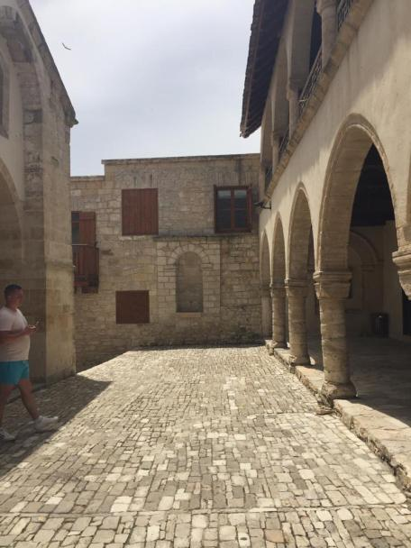 Monastery Grounds